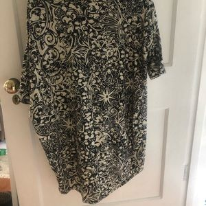 Lularoe low for high top